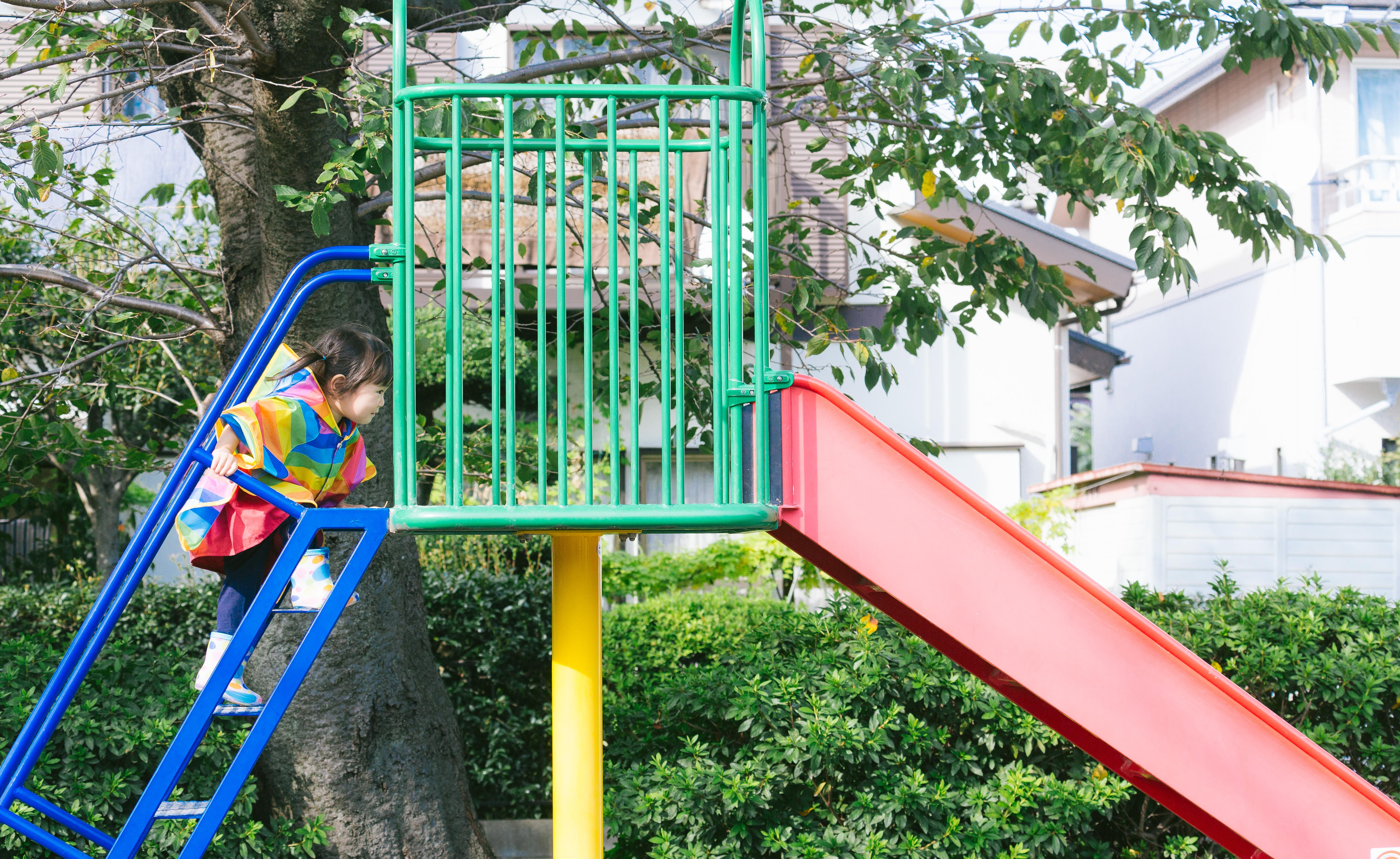 活発な子の幼稚園選び