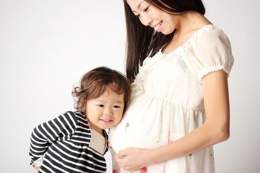 妊娠中の赤ちゃん返り