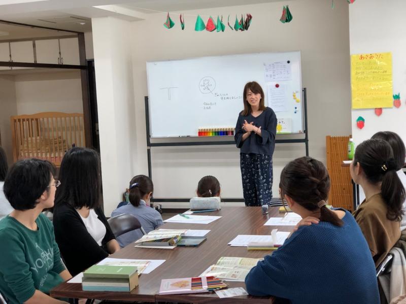 【お客様の声】札幌市南区幼稚園様にて色育講座を開催しました!